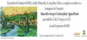 invitació Ignasi Puente