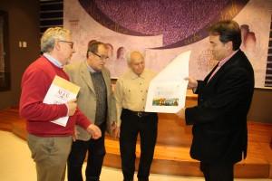 Exposició Josep Nicolau - Homenatge Puente  5-12-14 016