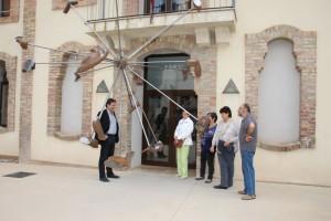 Portes obertes i exposició Gonzalez  18-5-14 001